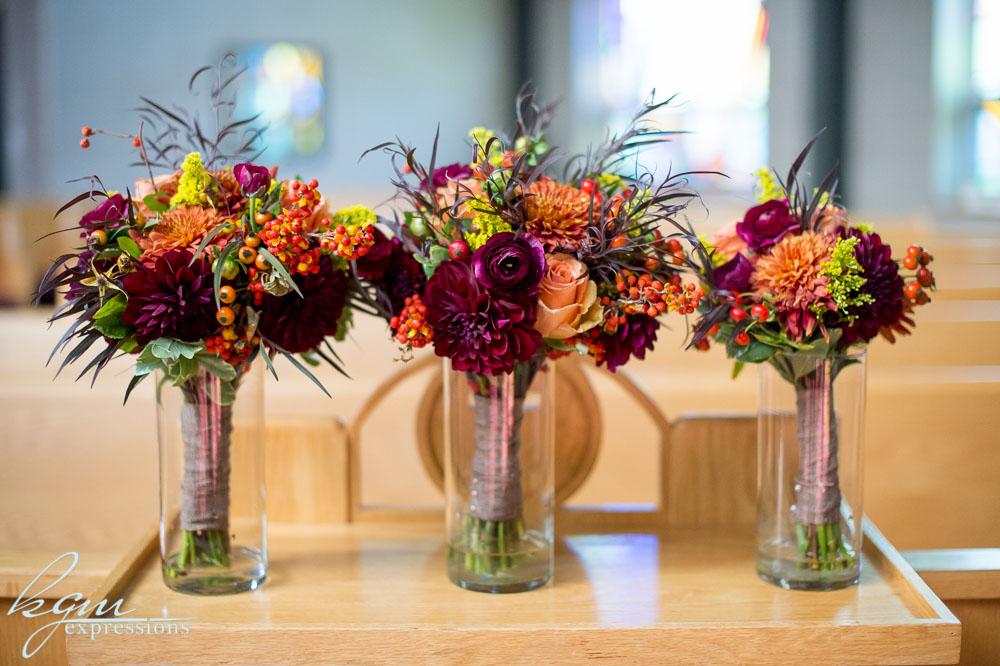 Valenzano Winery Florist - A Garden Party