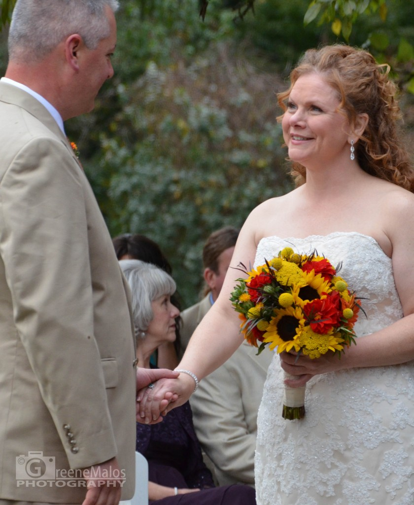 South Jersey Wedding Florist - A Garden Party - Pratt Gardens