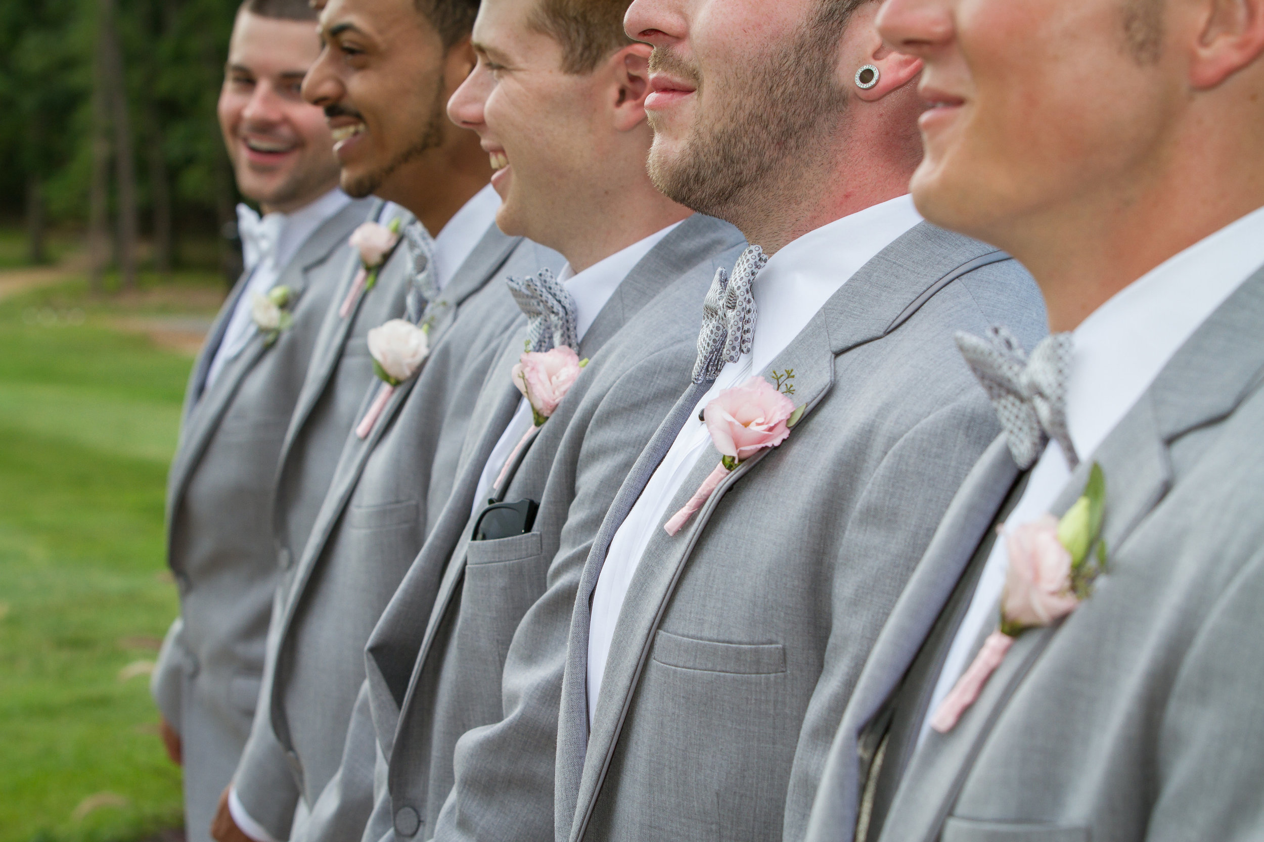 Awesome Grey Suits Wedding Motif - Womens Dresses & Gowns ...