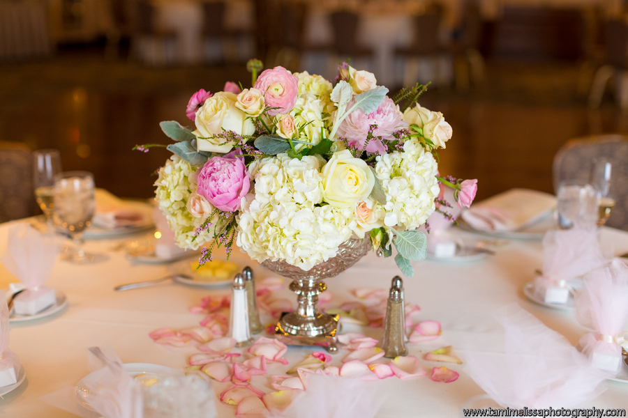 Delaware Wedding Florist - A Garden Party - Hotel Du Pont