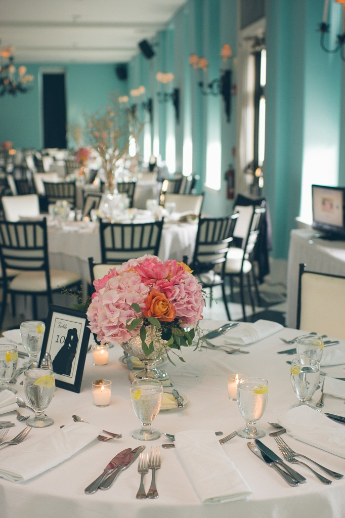 Cape May NJ Wedding Florist - A Garden Party Florist - Congress Hall
