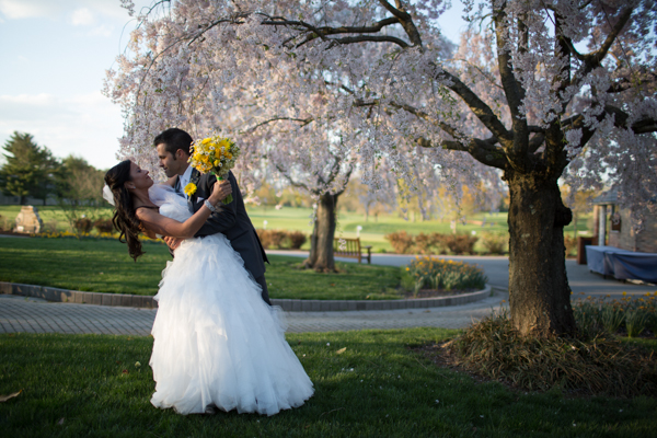 Delaware Wedding Florist - A Garden Party Florist - DuPont Country Club