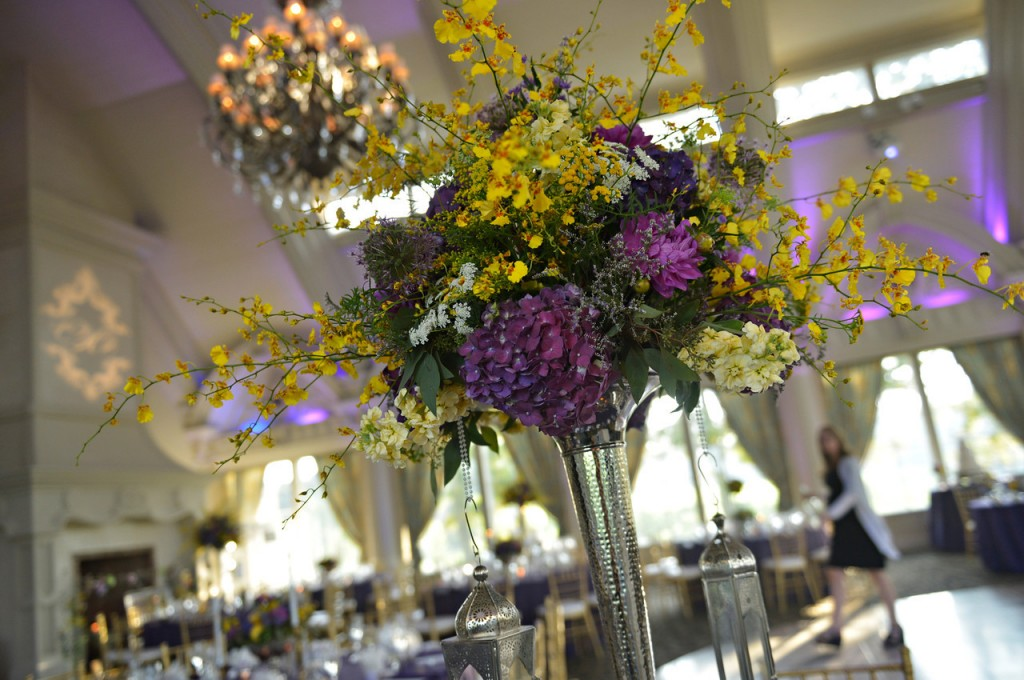 The Ashford Estate - A Garden Party Florist