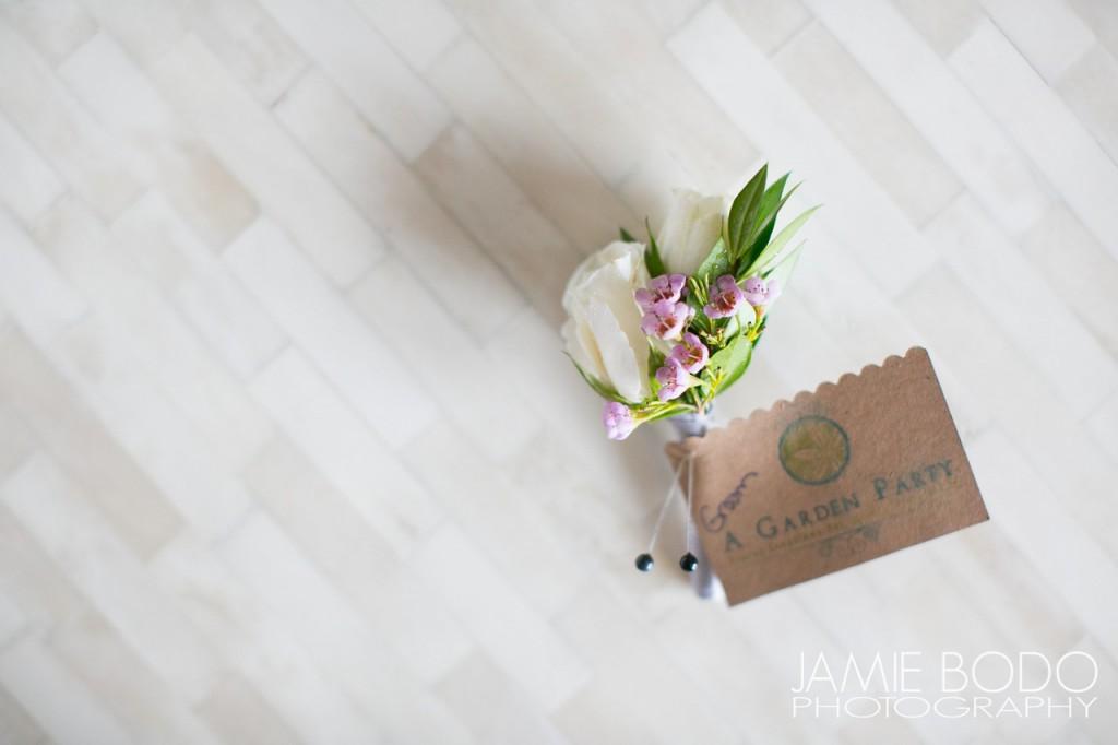 South Jersey Wedding Florist - A Garden Party - Windrift