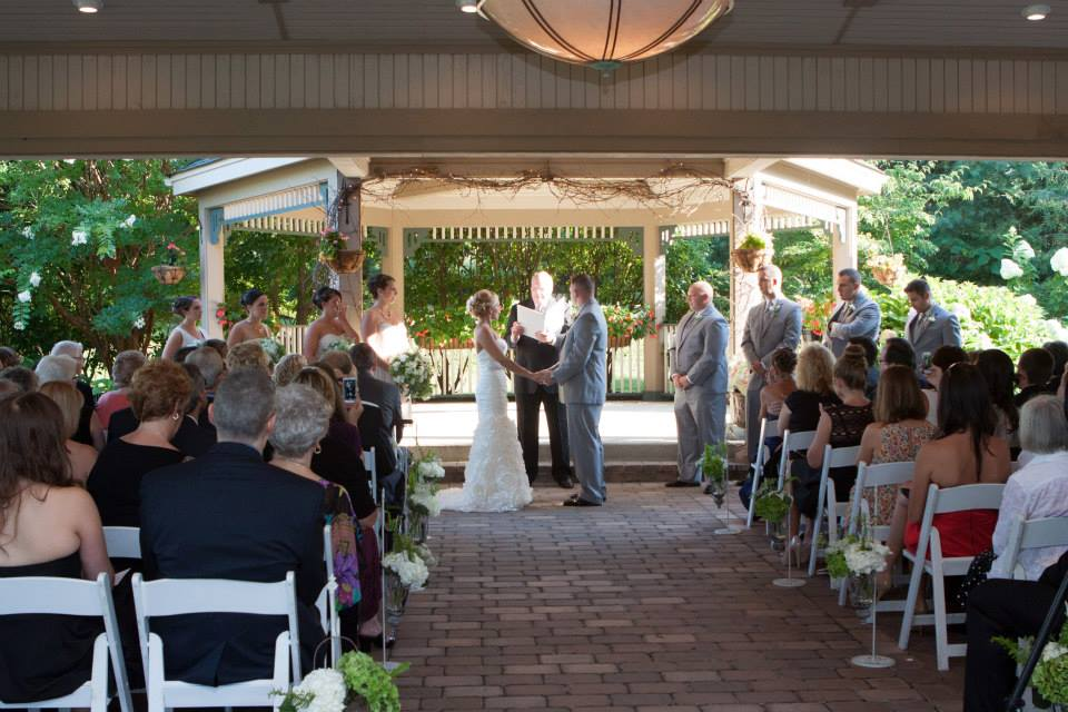 South Jersey Wedding Florist - A Garden Party - Scotland Run Golf Club