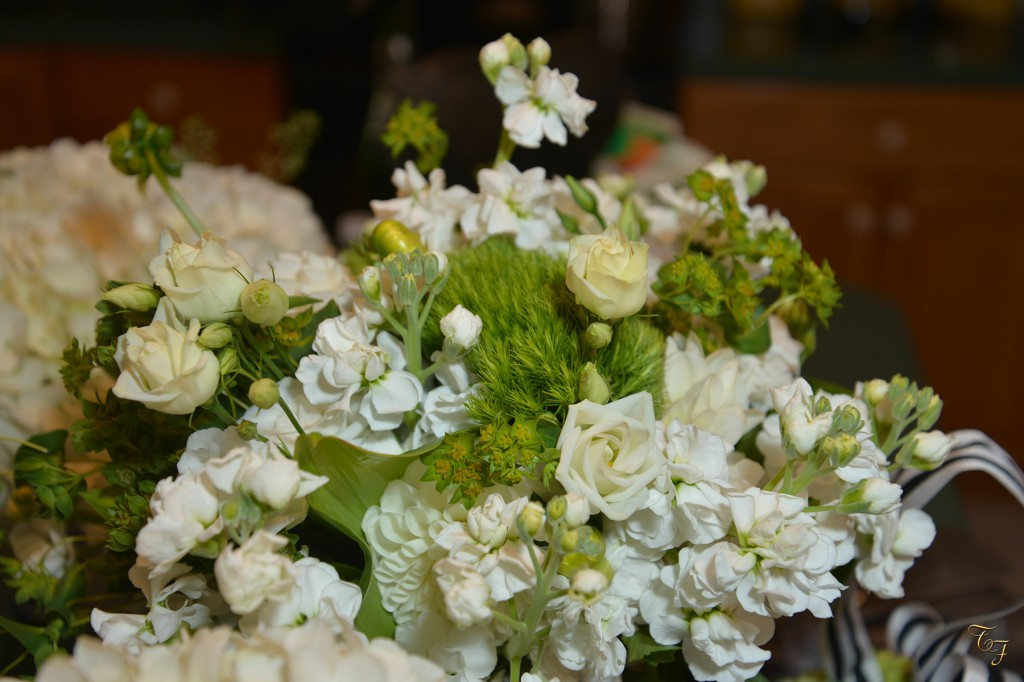 South Jersey Wedding Florist - A Garden Party