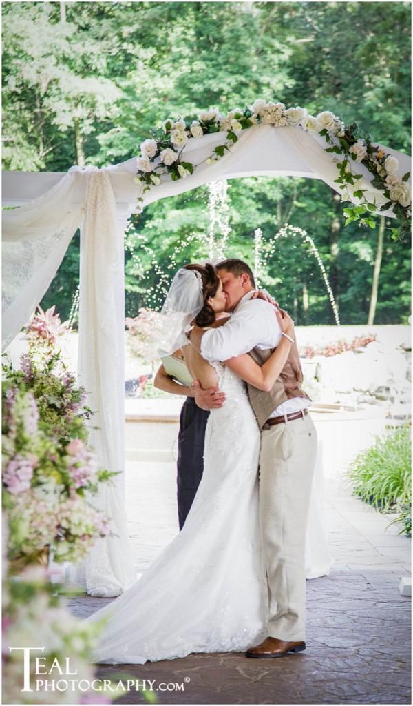 South Jersey Wedding Florist - A Garden Party - Brigalia's