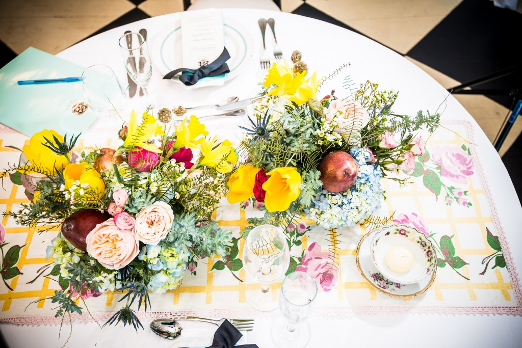 Cape May Wedding Florist - Congress Hall - A Garden Party Florist