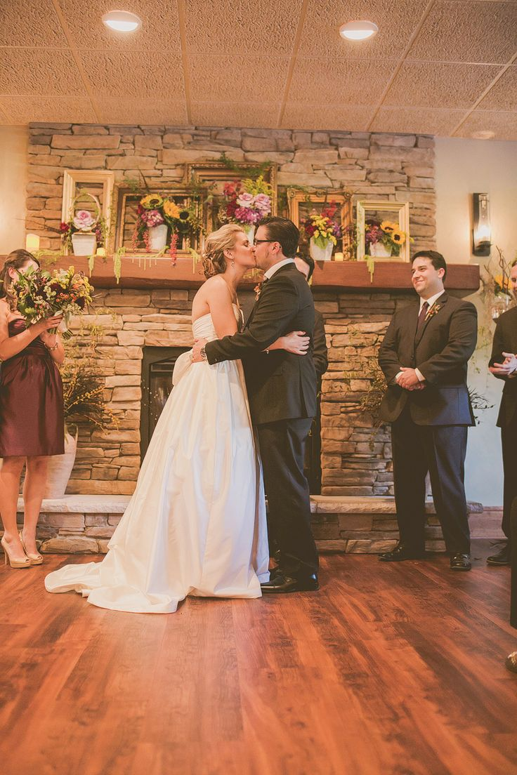 Swedesboro NJ Wedding Florist: Alyssa & Joe at Rode\'s Fireside — A ...