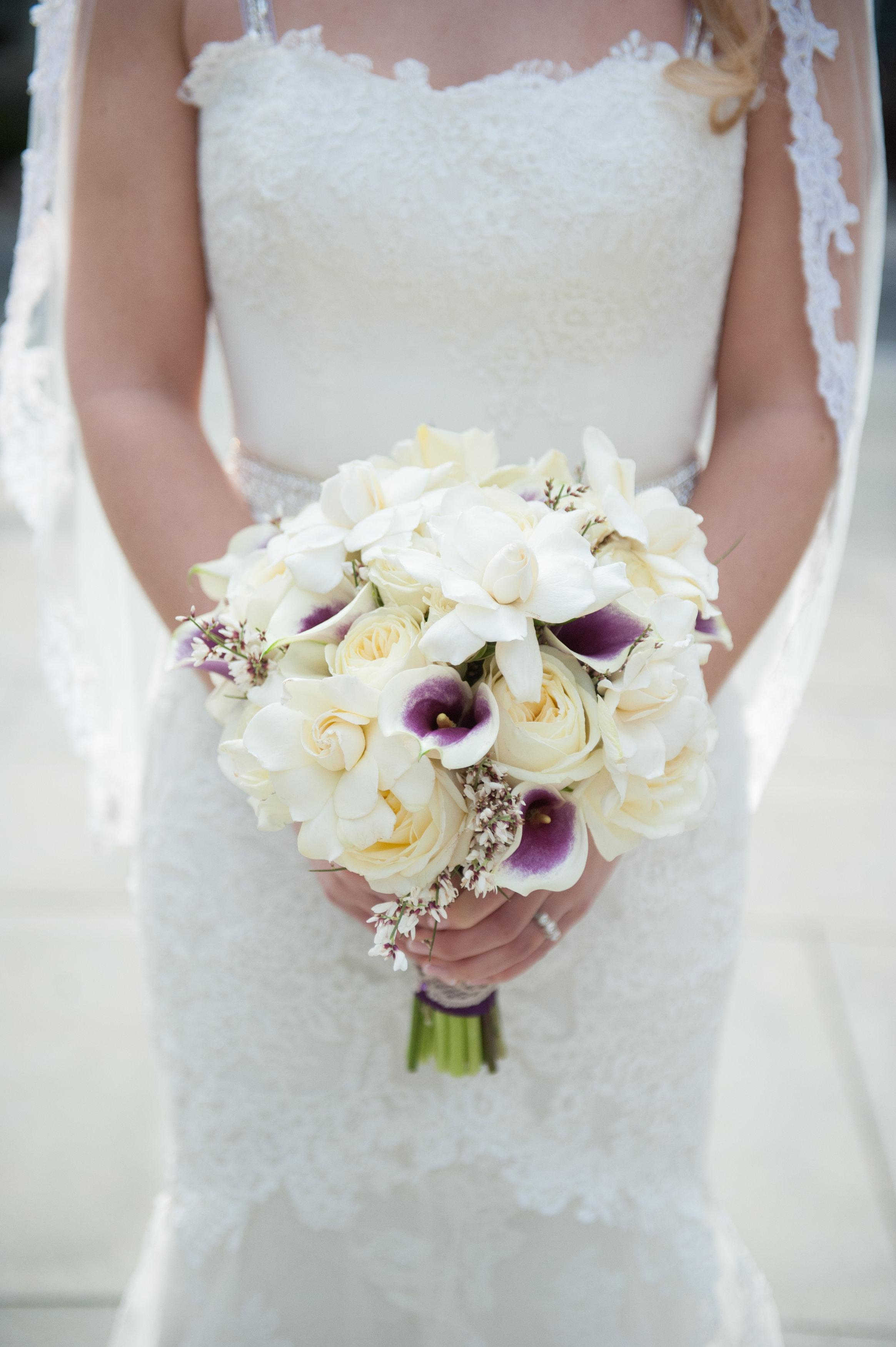 Philadelphia Wedding Florist : Courtney & Jeff at Tendenza — A ...