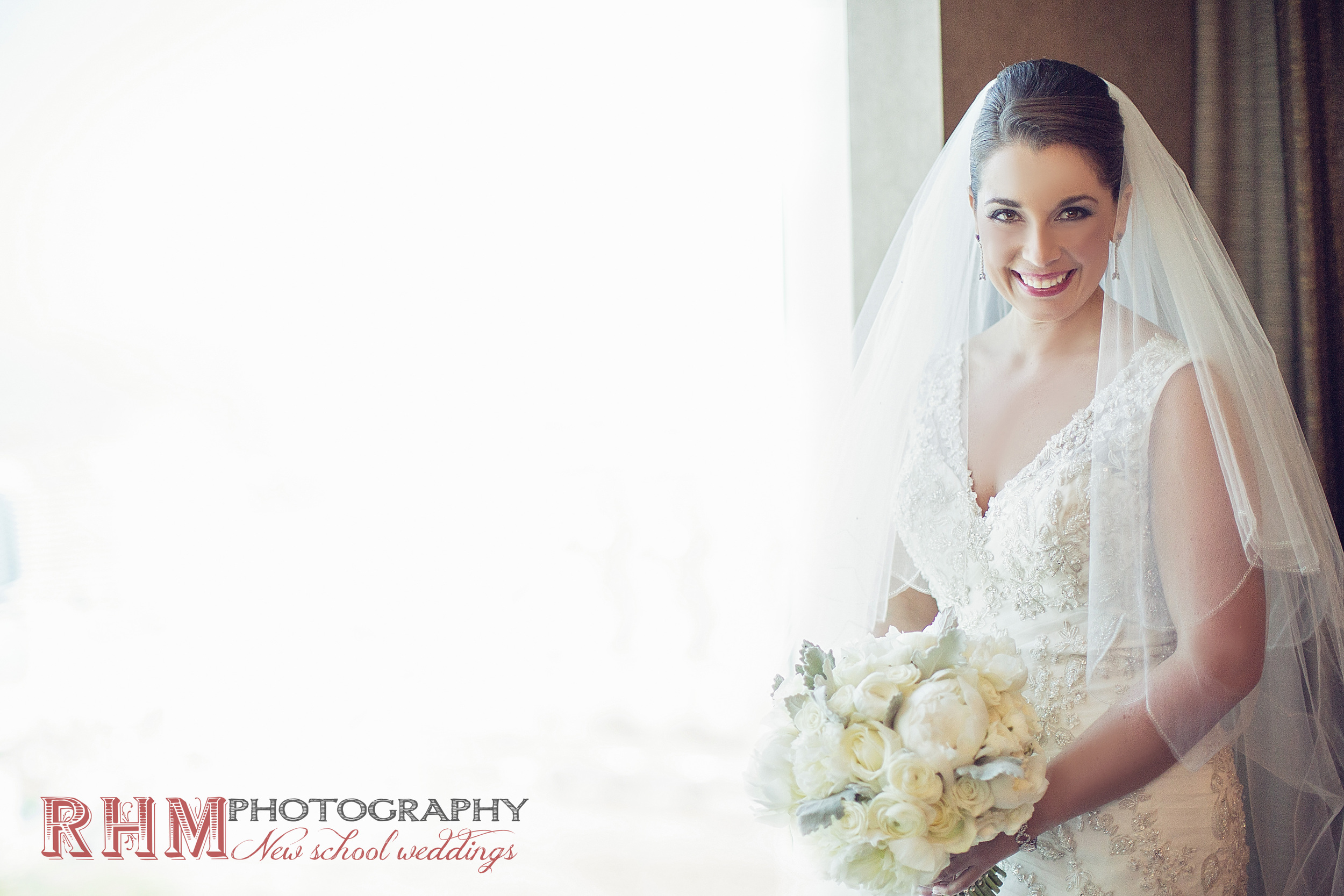 Atlantic City Wedding Florist : Julia & Michael at the Borgata Water ...