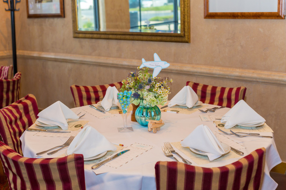 South Jersey Event Design - A Garden Party florist - Baby Shower florist - Maternity florist - Hello Gorgeous Photography - Tami Melissa Photography - Rachel Pearlman Photography - Rachel McCalley Photography - travel theme