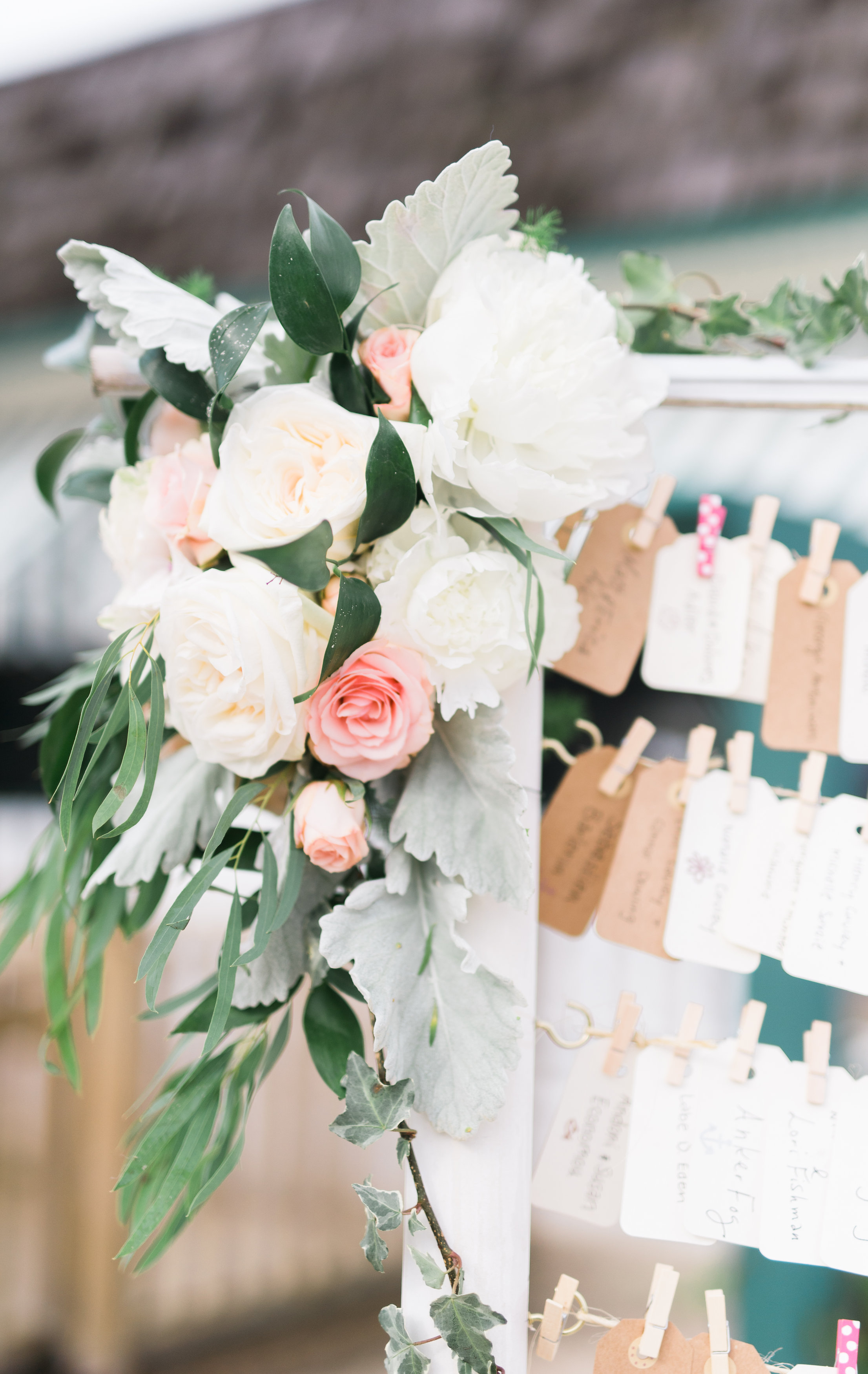 Cape May Wedding Florist : Sean & Chase at the Beach Club feat ...