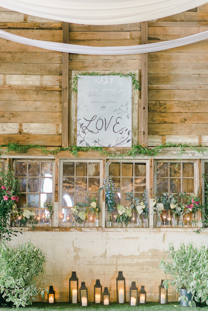 South Jersey Wedding Florist - A Garden Party florist - Rachel Pearlman Photography - white wedding flowers - peonies - dusty miller - barn wedding - rustic wedding - country wedding