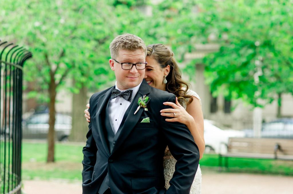 Philadelphia Wedding Florist - A Garden Party Florist - M2 Photography - Horticulture Center - succulents - roses - peonies - chalkboard art - custom signage