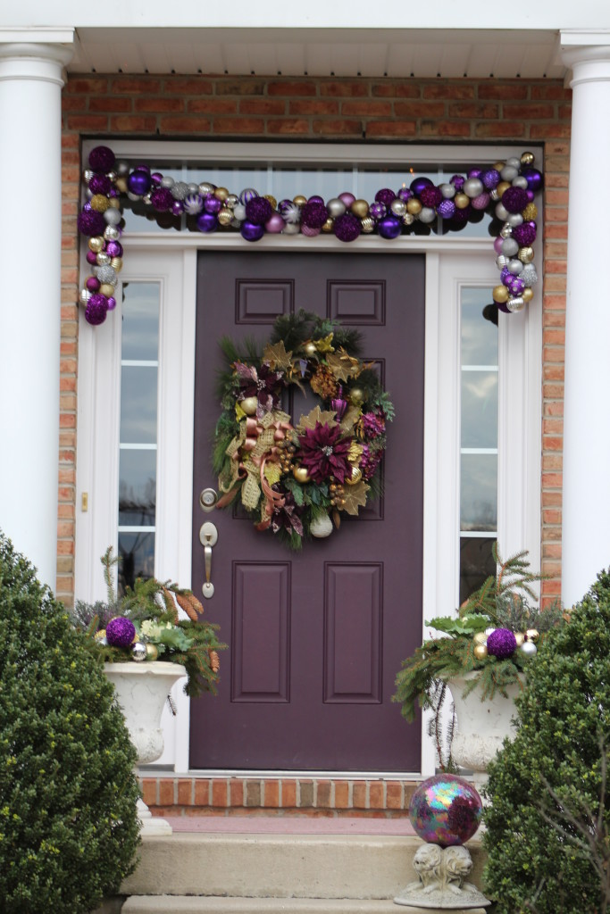 A Garden Party florist - Seasonal Decor - holiday decor - Christmas - Thanksgiving - string lights - pumpkins - candles - evergreen - wreaths - berries - pinecones - holidays