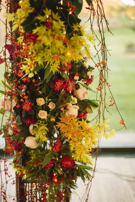 A Garden Party Florist, Jasna Polana, Saltwater Studios Photography, Wild, Arbor, Ceremony Flowers