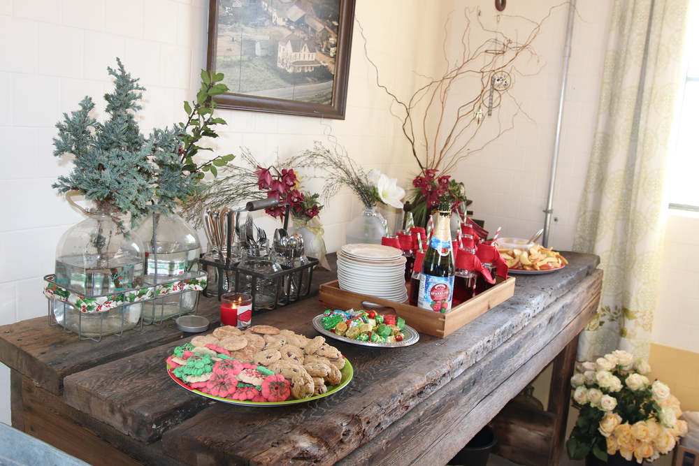 A Garden Party, A Milkhouse Party, Holiday Open House