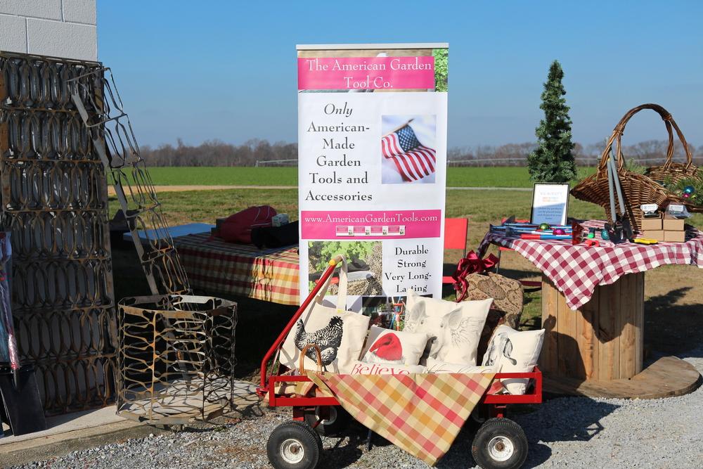 A Garden Party, A Milkhouse Party, Holiday Open House, The American Garden Tool Company