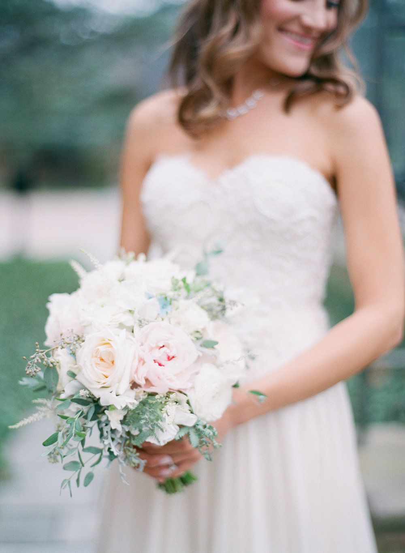 A Garden Party Florist, Blush, White