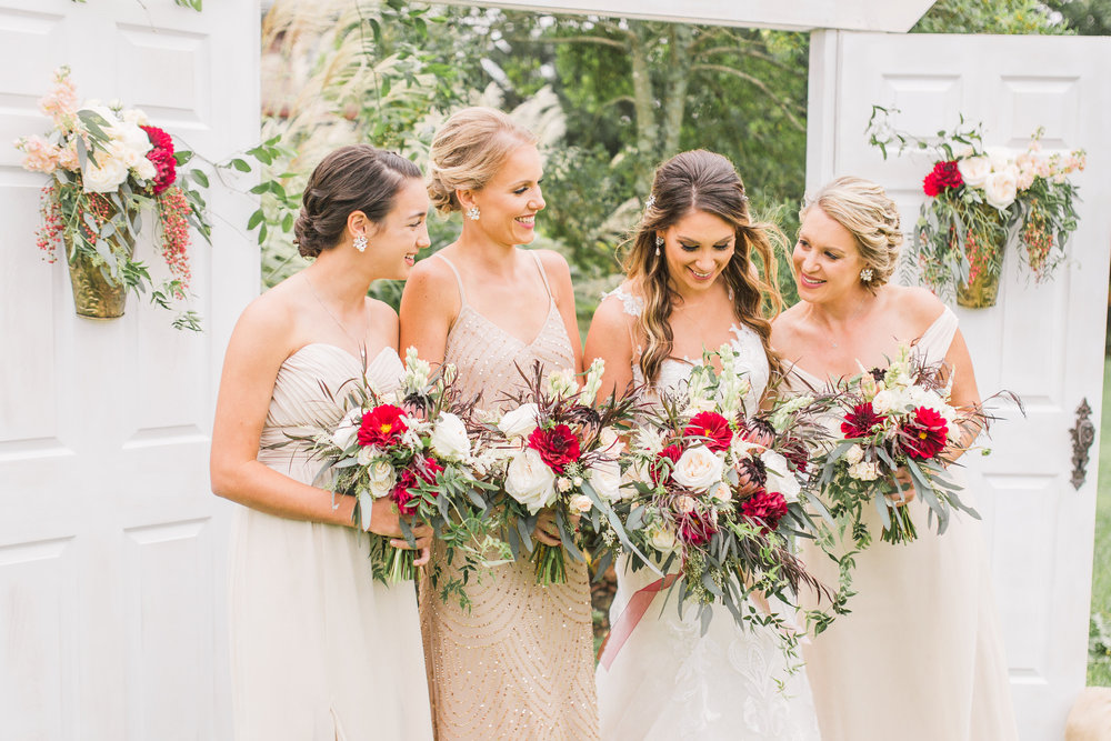 Cape May Southern Mansion Wedding, Fall Bouquet, Ashley Errington Photography