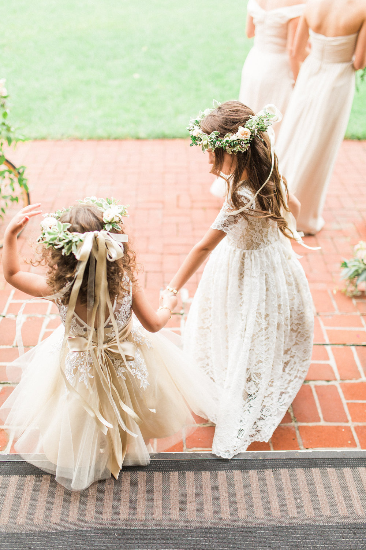 Cape May Wedding, Flower Girl, Flower Crown, Head Wreath, Dress, Bridesmaid, Ashley Errington Photography