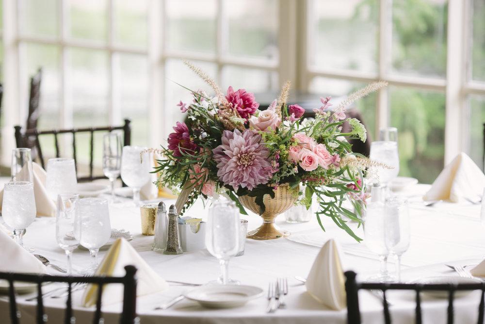 NJ Wedding, Beach Wedding, Centerpiece, Pink Flowers, Wedding Flowers, Saltwater Studios, A Garden Party