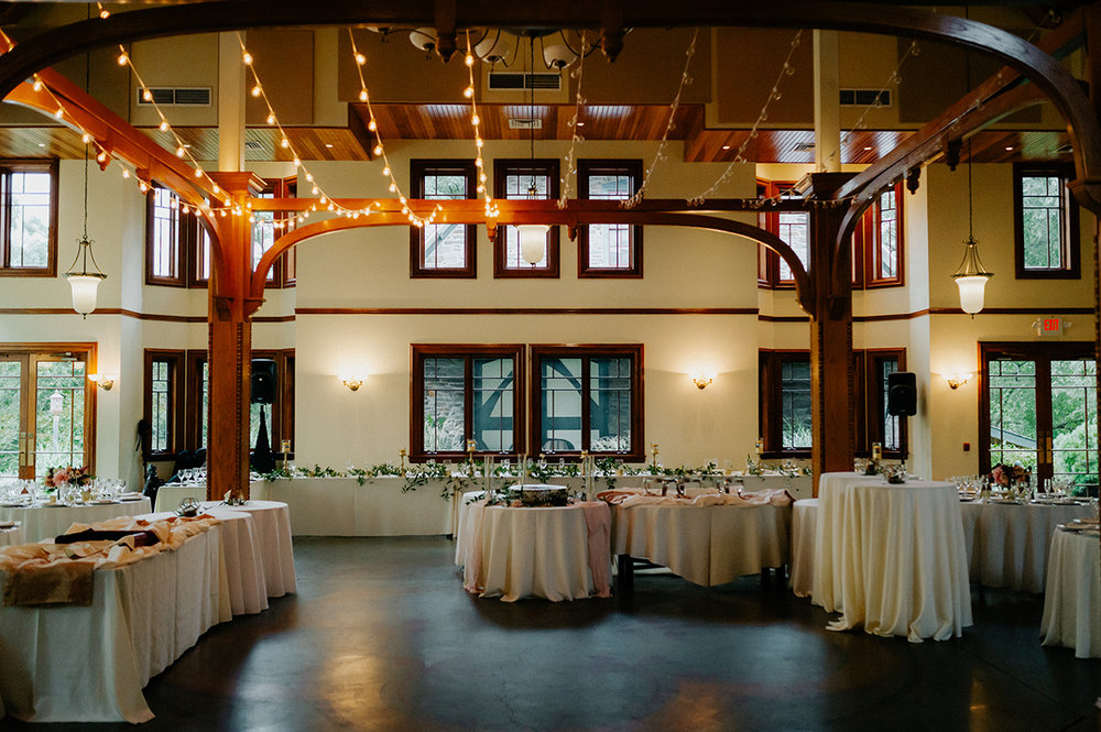reception space knowlton mansion