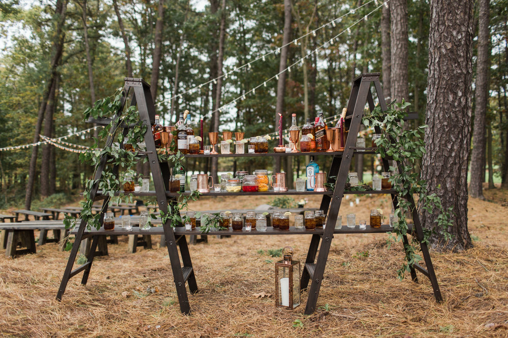 Running Deer drink station outdoor