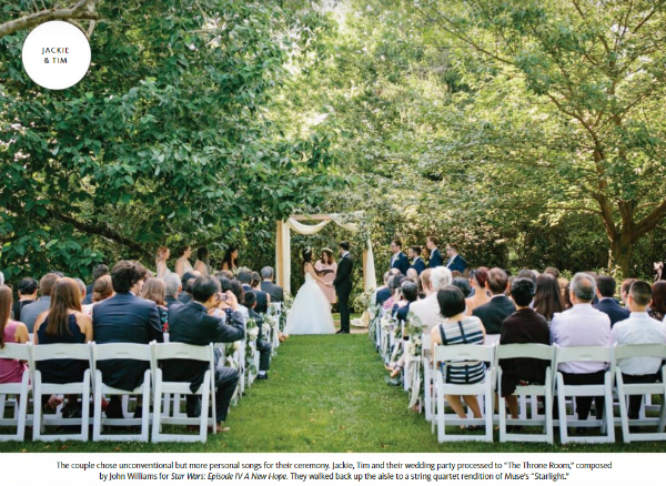 the knot - new jersey wedding - published