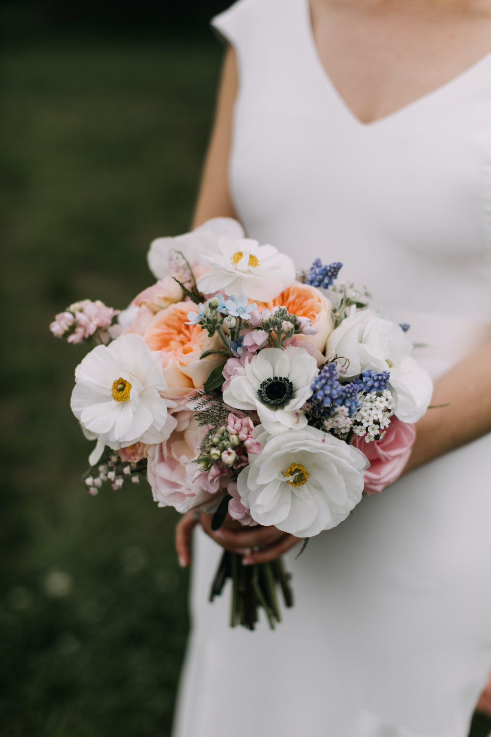 Philadelphia Wedding ,Bartrams Gardens, Anenome, Bouquet, Bride, LoveMeDo Photographt