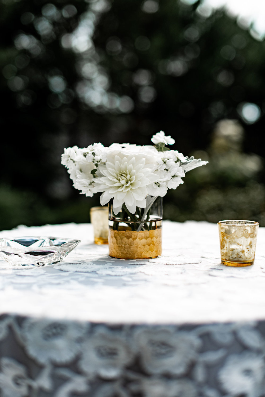 Winery Wedding, Valenzao Winery, Bud Vase, Dahlia, Cocktail Table, Karmapants Photography