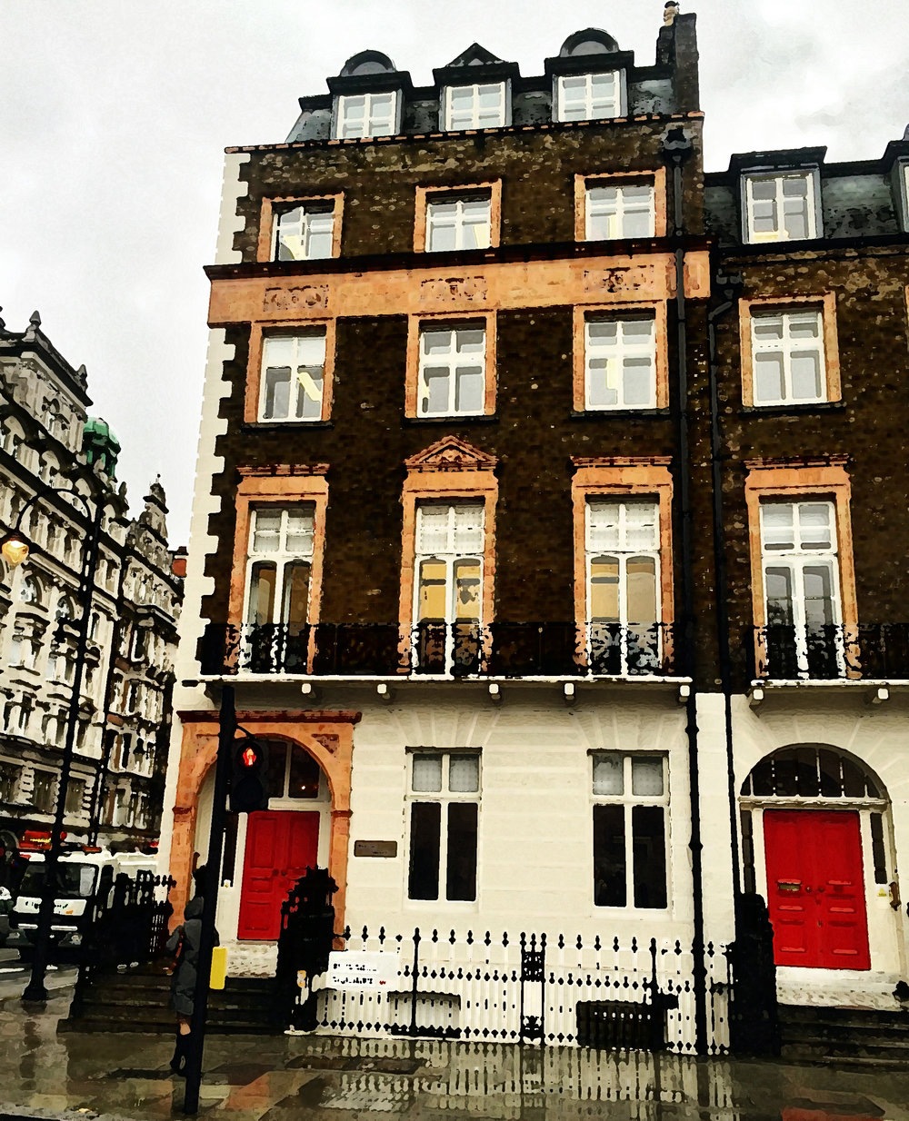 Bloomsbury, London