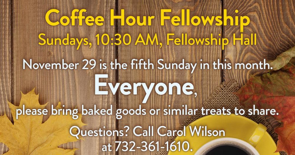 Coffee Hour Fellowship 2015.11.29, slide.jpg