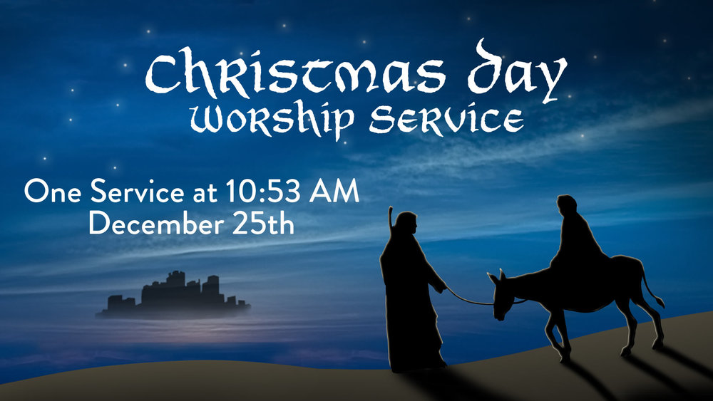 christmas day 2016 please join us at 1053 am st pauls umc - When Is Christmas Day 2016