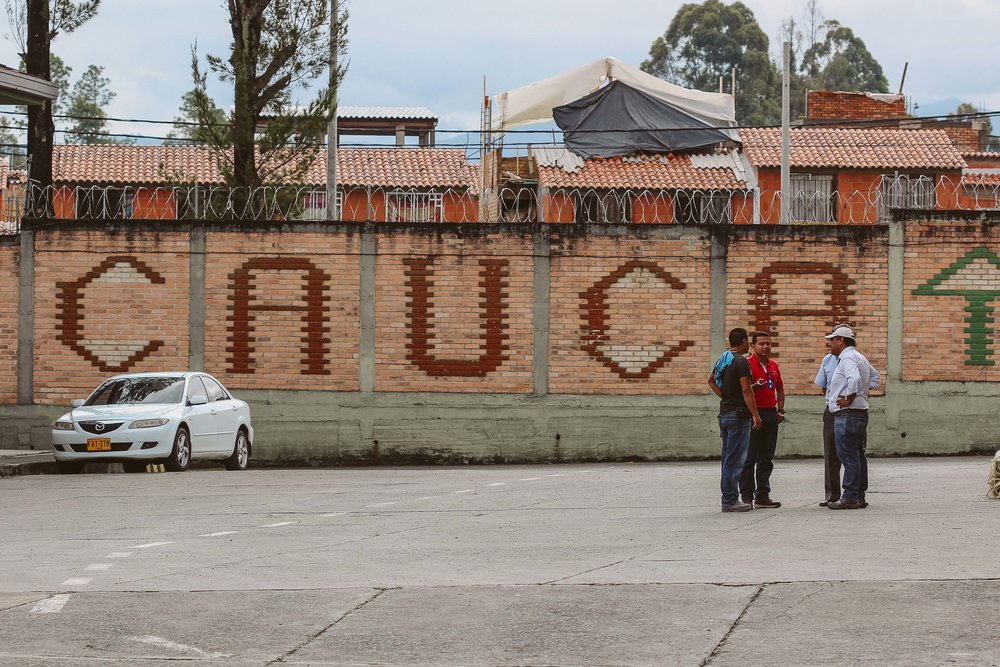The Cauca region is famous for it's high quality coffee