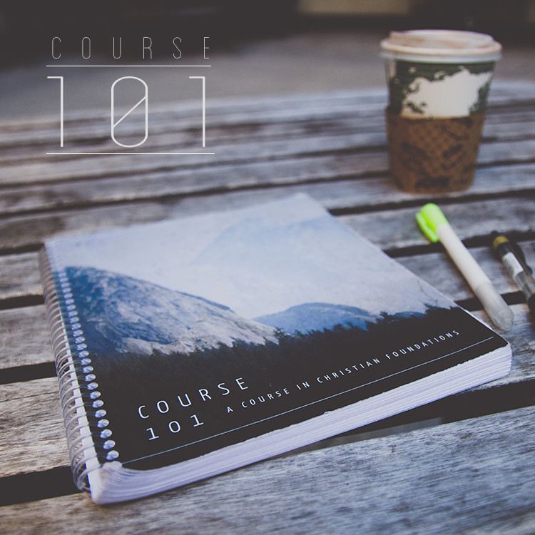 Course 101 is a seven-week course designed to give an overview of Christianity by taking a look at many of the common questions people have regarding God, Jesus, the Bible, and life. It's a very flexible course and is designed for students to take alongside varying course loads. Check out  course101.org  for more information    Sign up for C101!