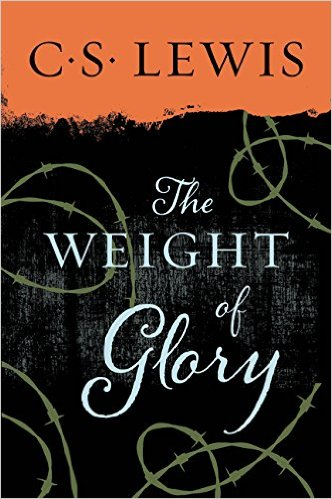 The Weight of Glory: nine sermons delivered by Lewis during World War Two.