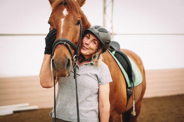 Daniela Morse has run the Gateway Farm Shared Living Collaborative since 2010.(Megan Hill)