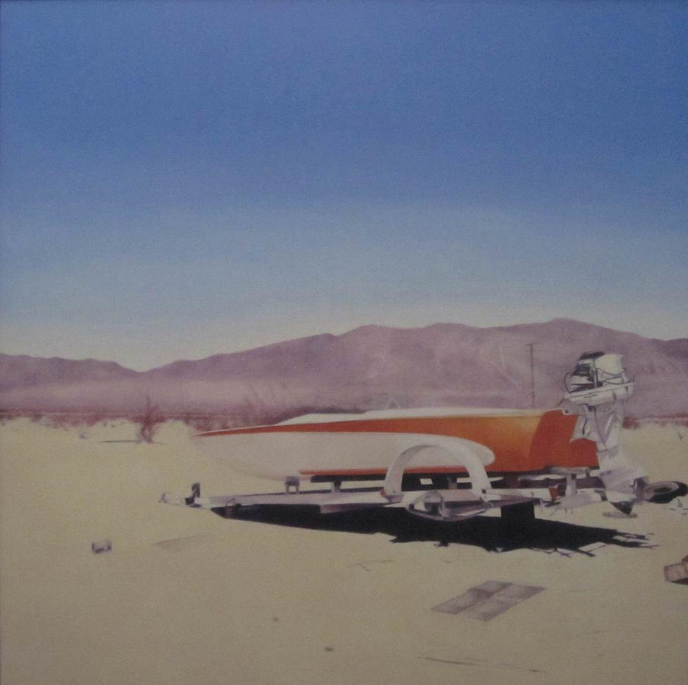 Mercury, 2012 by Deborah Martin