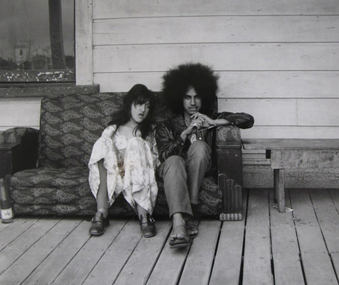 Ans Westra  Ratana, Whanganui c. 1970 Signed silver gelatin print 210 x 250 mm   _______