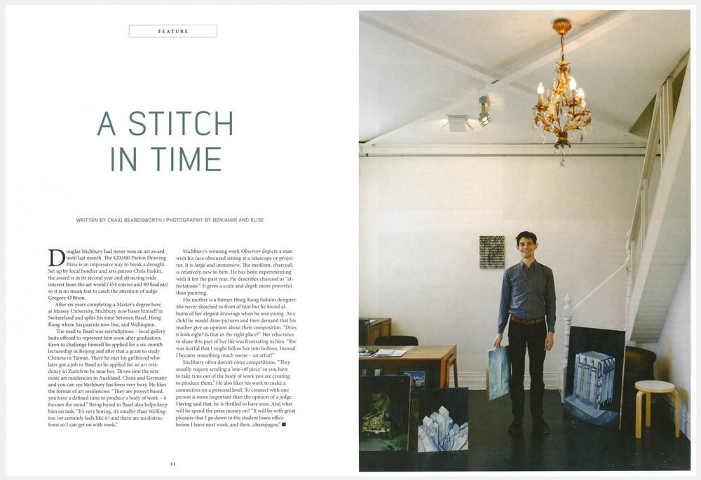 Douglas Stichbury Capital, September 2014, Issue 14