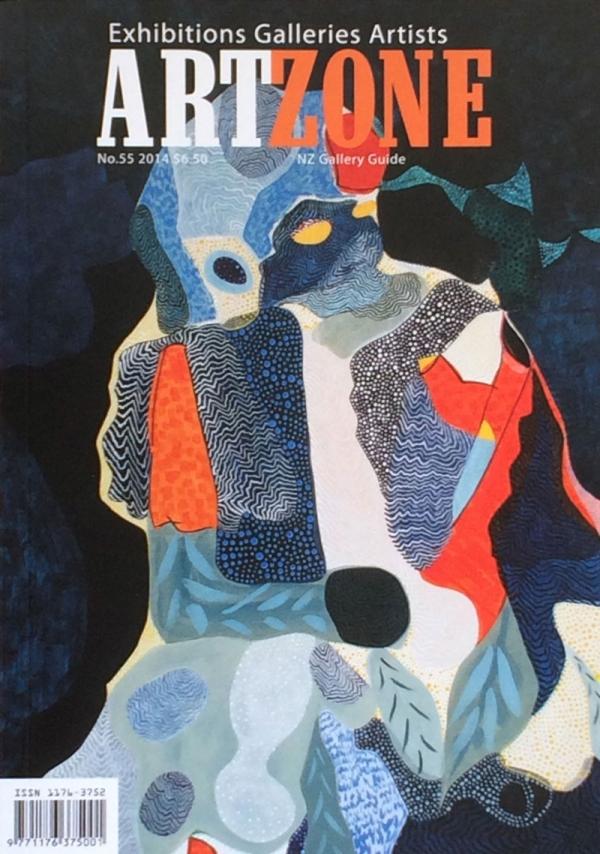 Arie Hellendoorn Artzone, No.55 July - September 2014