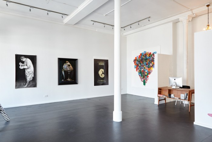 Installation View  Version 4.0 , 2015 {Suite}, Wellington   _______