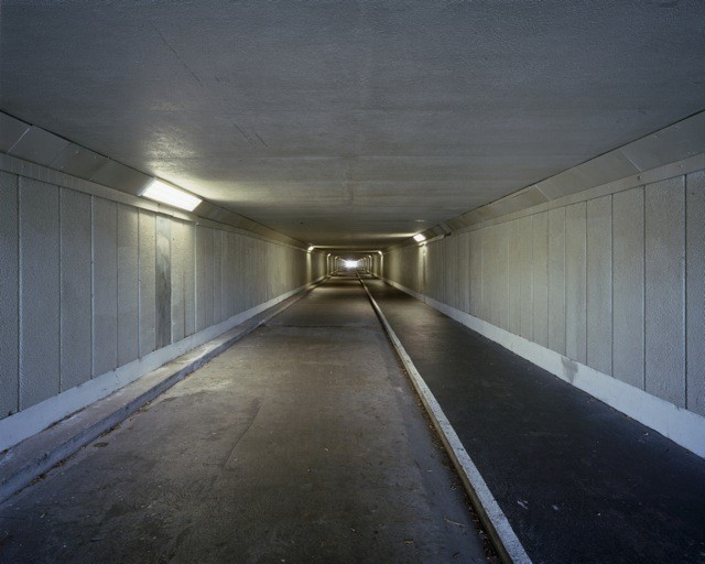 Neil Pardington  Tunnel #5 , 2011 Pigment print on hahnemuhle photo rag 800 x 1000 mm image size Edition of 10   _______