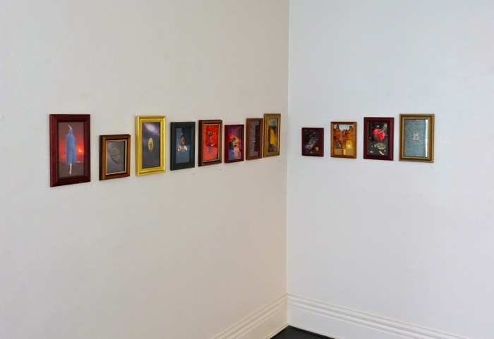 Installation view  Maiden Voyage , 2014 {Suite}, Wellington   _______