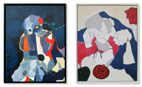 Arie Hellendoorn Framed painting examples  _______