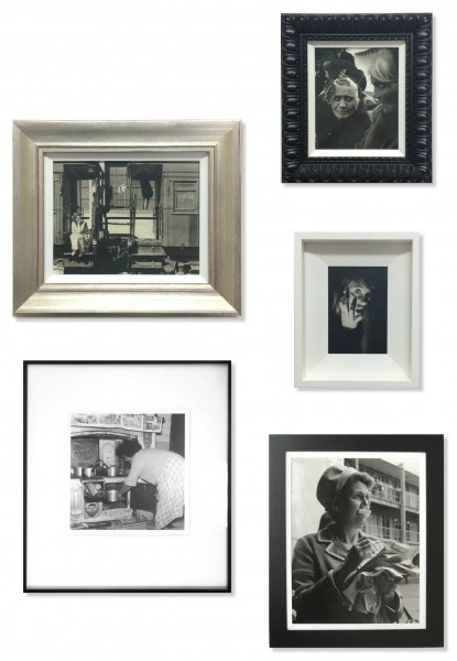 Ans Westra Framed prints (not to scale)    _______