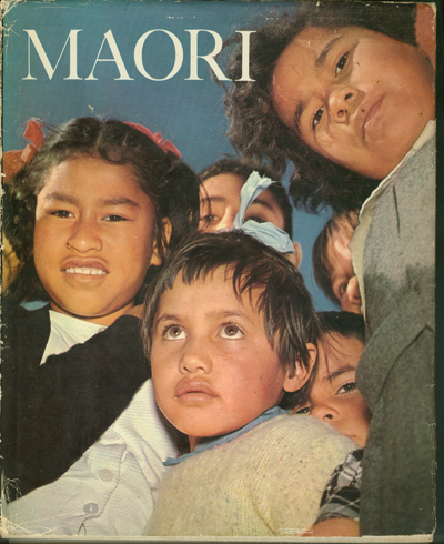 Ans Westra Maori Text by James Ritchie Published by A. H. and A. W. Reed, 1967 [Order] ______