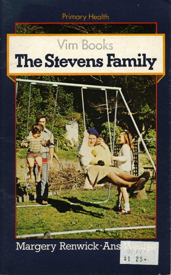 Ans Westra  The Stevens Family , 1978  NZ$70.00 including gst (signed copy)  [Order]  ______
